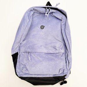 ✨ NWT Purple Corduroy Backpack   Vans